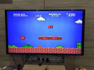 HDMI Super mini SFC TV game 621 games/ mario/ contra