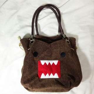 Domo kun shoulder bag