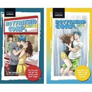 Boyfriend Corp.(Part 1 and 2)