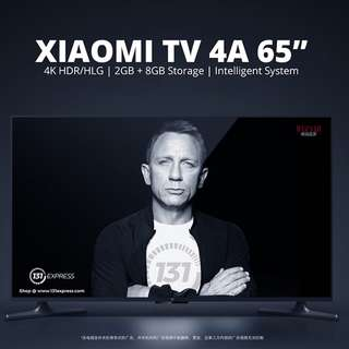 Xiaomi Smart TV 4A (32/43/50/55/65inch) Chinese Version