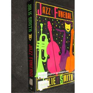 Julie Smith - Jazz Funeral