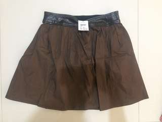 SALE NEW Brown Skirt With Price Tag