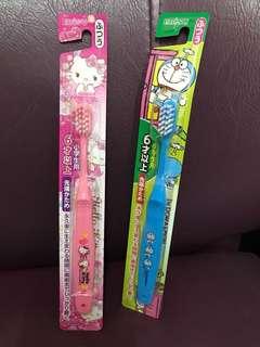 小朋友多啦A夢/Hello Kitty牙刷(6歲以上)