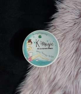 K-magic underarm whitening cream
