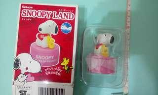 【全新*2006年絕版珍藏】日本 Kabaya Snoopy Land 55周年紀念桌面擺設 Mini Accessory Box Case 首飾盒仔  55 Years of Peanuts 花生漫畫 史努比 Charlie Brown Woodstock