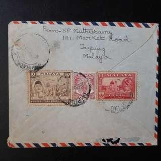 Federation  of Malaya  1957