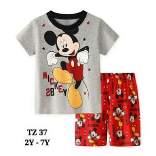 Mickey Mouse Set TZ37