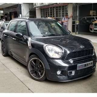 MINI MINI COOPER COUNTRYMAN S ALL 4 2011