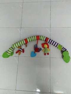 stroller clip