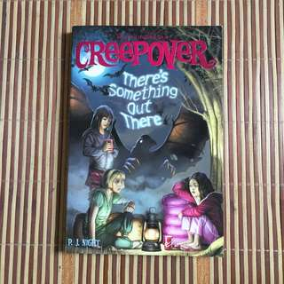 CREEPOVER :There's Something Out There