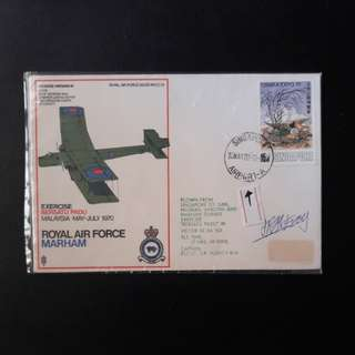 Singapore 1970 Royal Air Force