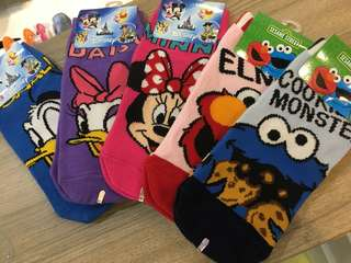 Good quality Ankle Socks for kids from Korea- 3pairs for $12