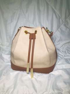 Thailand leather bucket bags
