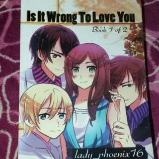 Is it Wrong to love You?(Book1)