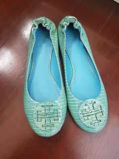 Tory Burch Flats for Sale- Size 7, used only once