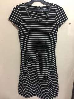 Anne Taylor Loft embellished dress