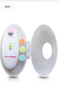 Doux Bebe baby nail trimmer