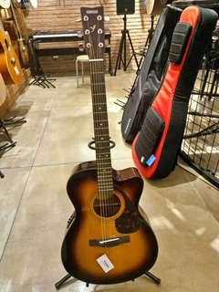 Gitar akustik FSX 315C cicilan tanpa kartu kredit