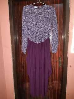queena label purple
