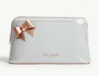 Ted Baker Alley bow wash bag