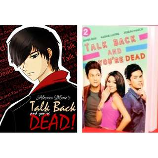 Talk Back and You're Dead(Books 1 and 2)