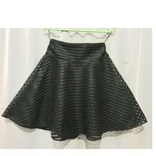Black MO&CO Skirt