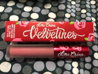 Lime Crime Velvetine Cupid