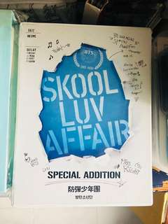 BTS SOOK LUV AFFAIR Special Addition