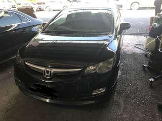 Honda Civic Fd 1.8