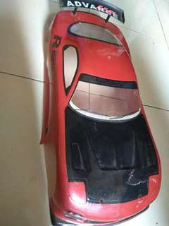 RC Body Car / Mazda Rx7 Remote Control Car