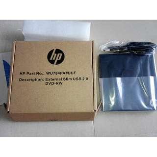 brand NEW portable DVDRW drive $30 (FIXED PRICE)
