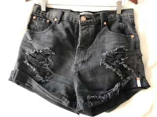 One Teaspoon Outlaws size 28