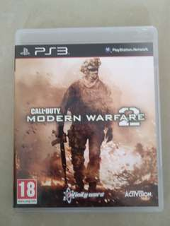 PS3 Games. Call of Duty Modern Warfare 2. USED.