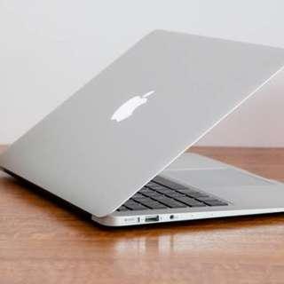 laptop macbook Apple air bisa di cicil tanpa kartu credit (asua,hp)