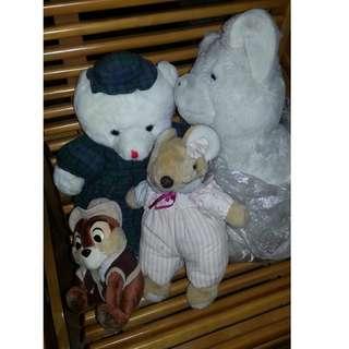Stuffed Toys BUNDLE 1