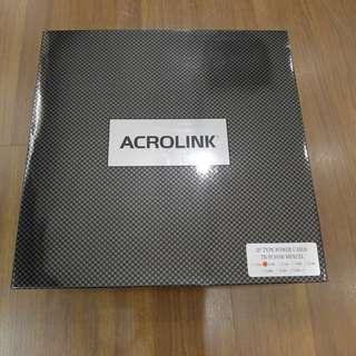 Acrolink PC 9100 Mexcel Power Cord 2m
