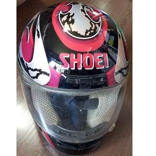 Authentic SHOEI Full-Face Helmet Model RF-700 for Sale (Negotiable!)