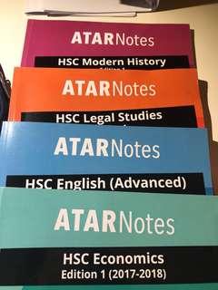 Atarnotes HSC Economics Legal Studies English Advanced Modern History