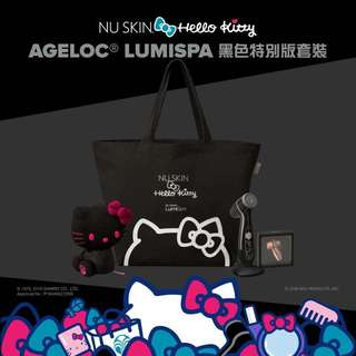ageLOC LumiSpa® X Hello Kitty 黑色特別版