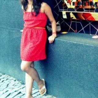 Mini dress- size 8