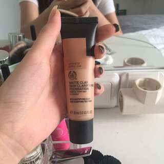 TBS Matte Clay Skin Clarifying Foundation