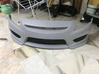 Crz Front Bumper (Monster Style)