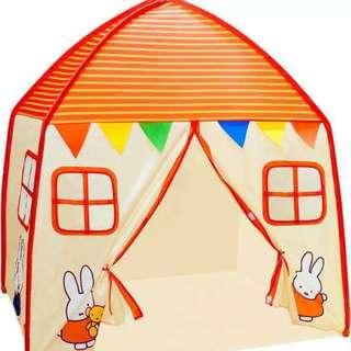 Indoor/Outdoor Kids Orange House