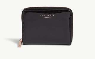 Ted Baker Omarion patent leather mini purse