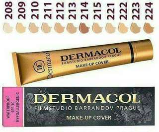 Dermacol Full Coverage Foundation 30mg