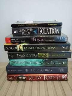Random books (50each)