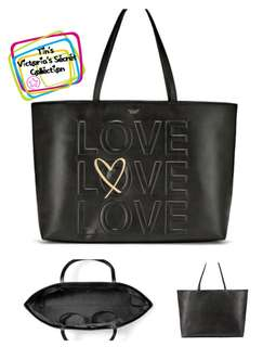 Victoria's Secret Love Everything Tote Bag
