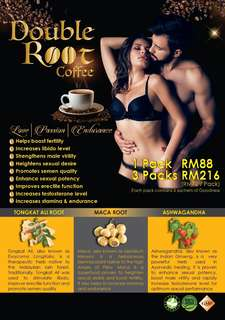 Double Root Premium Coffee