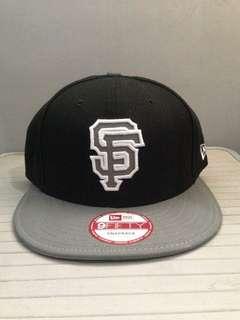 New Era San Francisco Giants Grey Snapback