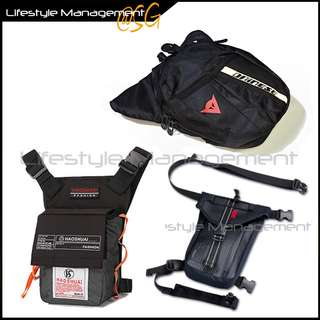 Motorcycle/Bike Outdoor Waterproof Waist Leg Pouch/Bag Handphone/Wallet/Mobile
